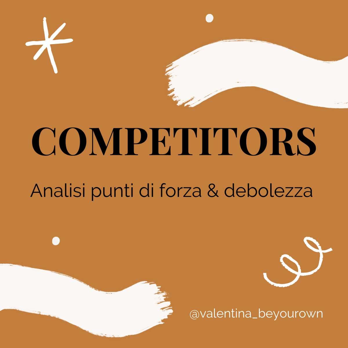 Punti-di-forza-e-debolezza-competitors